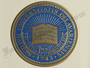 University of Delaware Stamp