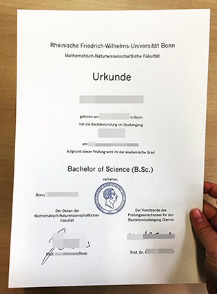 Where To Buy University of Bonn Fake Diploma?