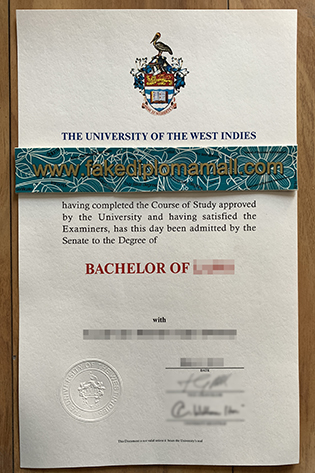 The University of the West Indies Fake Degree, Do You Need It?