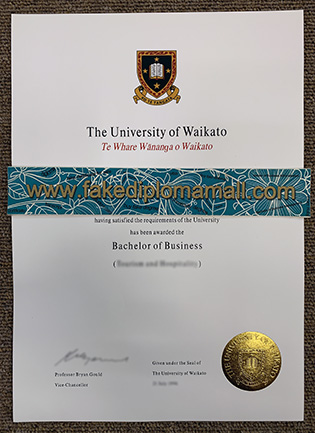 Get Your Fake Diploma From The University of Waikato