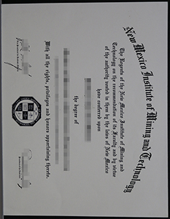 Buy diploma.Where to buy New Mexico Institute of Mining and Technology certificate