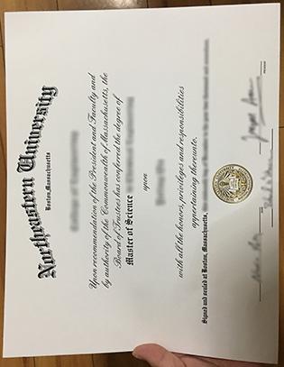 Northeastern University Fake Diploma – Buy Fake NEU Degree In Boston, Massachusetts