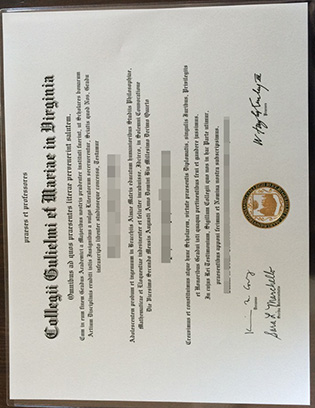 Learn Exactly How We Made The College of William & Mary Fake Diploma Last Month