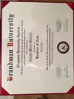 Looking For A Fake Brandman University Diploma in Orange City?