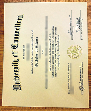 How To Buy University of Connecticut Fake Diploma