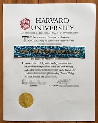 Harvard University Fake Degree Made By Our Company – Fake Harvard Diploma