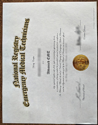 How Can We Register The EMT Fake Certificate?