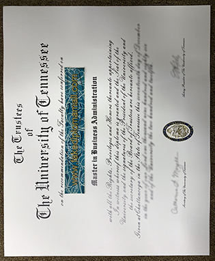 Available Site To Get The University of Tennessee Fake Diploma in 5 Days