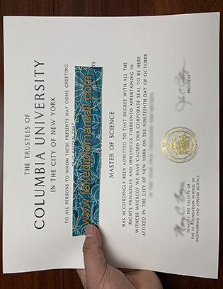 How To Buy A Fake Columbia University Diploma?