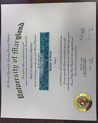 University of Maryland College Park (UMD) Fake Diploma Solved the Students Faring