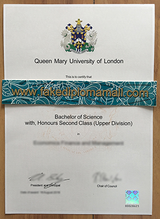 Fake QMUL Diploma in London, Buy Fake Degree in Richmond