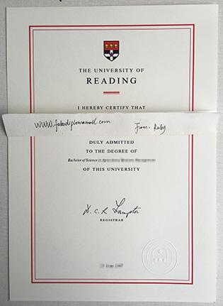 University of Reading Bachelor Degree, How to Buy Fake Degree?