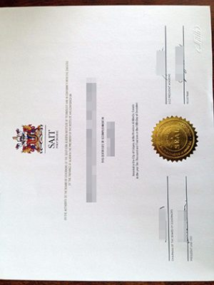 How To Order SAIT Polytechnic Fake Diploma From South Alberta?