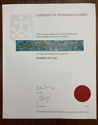 University of Technology Sydney Diploma, Buy UTS Fake Degree