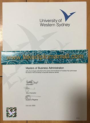 University of Western Sydney Fake Degree, How To Buy Degree From Sydney?
