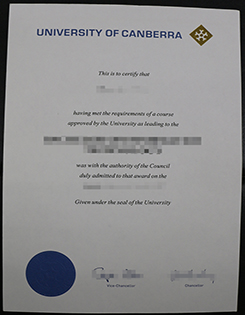 University of Canberra Diploma, How to Buy Diploma From Canberra?