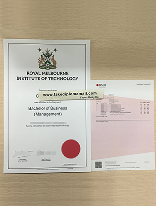 Best Place to Order The RMIT Fake Degree, Buy Australian Fake Diploma