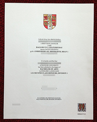 Buy A Fake Diploma From Bangor University