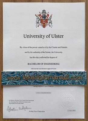 How to Buy the University of Ulster Fake Diploma?