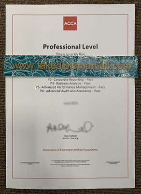 How to Get Your ACCA Professional Level Certificate