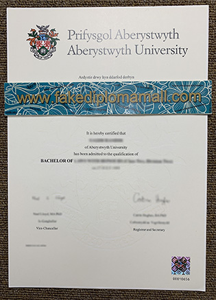 Aberystwyth University Fake Degree Provided By Fakediplomamall Site
