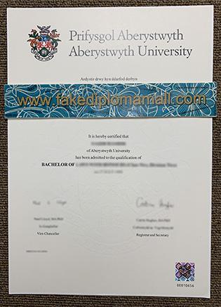 Aberystwyth University Fake Degree Provided By Fakediplomamall Site