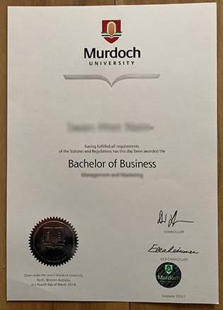 How to Order Murdoch University Fake Diploma