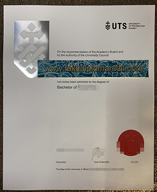 The UTS Registrar Has Updated Their Degree Template in 2018