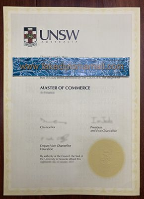 Would Like to Get A Fake UNSW Diploma in Sydney