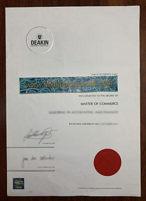 How Can I Get Fake Deakin University Degree online? Deakin Fake Diploma