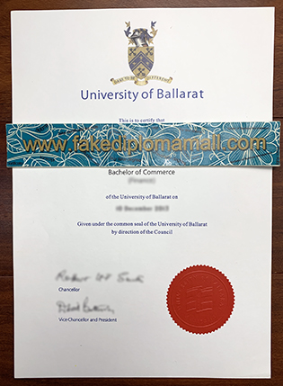 More and More Students Chosen A University of Ballarat Diploma From us