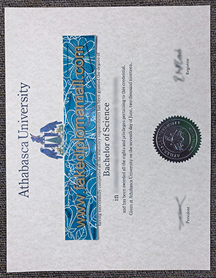 Where To Buy Athabasca University Fake Diploma