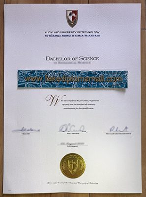 New Zealand Fake Degree, Buy Auckland University of Technology Diploma
