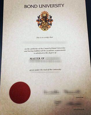 Buy Bond university Fake Diploma in Gold Coast