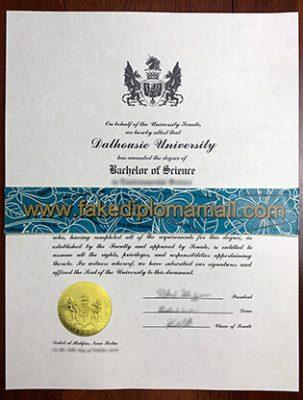 Buy Dalhousie University Fake Diploma Online