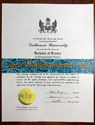 Buy Dalhousie University Fake Diploma Online