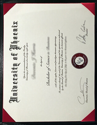 How to Buy University of Phoenix Fake Diploma