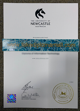 How to Buy Fake Degree From The University of Newcastle, Australia