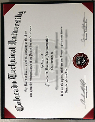 How To Buy The Colorado Technical University Fake Degree? Buy Fake CTU Diploma Online