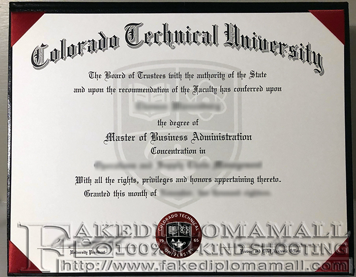 how to buy the colorado technical university fake degree
