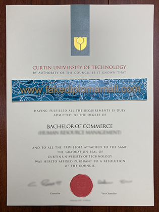 Curtin University of Technology Fake Diploma, How to Buy CUT Degree Certificate?