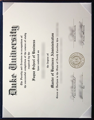 How To Make A Fake Duke University Diploma at Durham, North Carolina?
