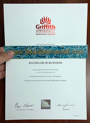 Griffith University Fake Degree, Buy Australian Fake Diploma