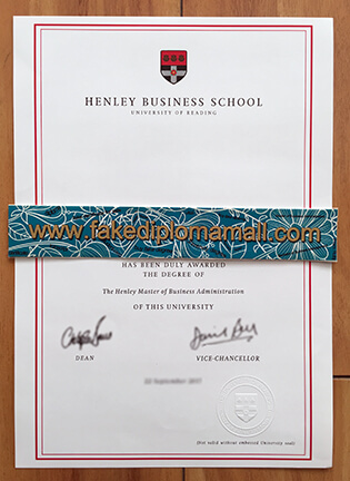 8 Reasons Henley Business School Fake Degree Will Change the Way You Think About Everything