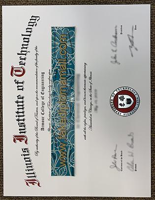 Brilliant Method To Buy A Fake Illinois Institute of Technology Degree, Fake IIT Diploma
