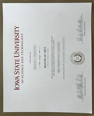 Fake Iowa State University Diploma Which Is Your Best Selection