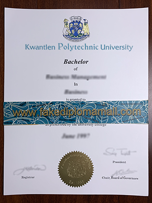 Kwantlen Polytechnic University Diploma, Where To Buy Diploma In Canada?