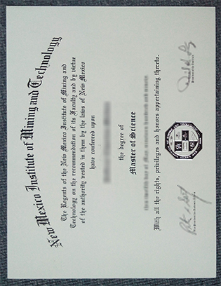 Buy New Mexico Tech Fake Diploma. Buy New Mexico Institute of Mining and Technology Degree Cert