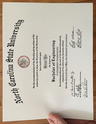 How To Buy North Carolina State University Diploma – NCSU Degree Certificate