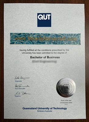Where To Get A Fake QUT Business Diploma, Queensland University of Technology Fake Degree?